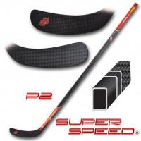 Hokejová hůl SUPERSPEED P2 SENIOR NOVINKA !