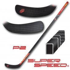 Hokejová hůl SUPERSPEED P2 SENIOR
