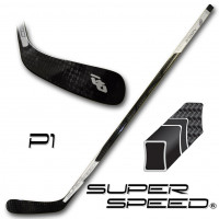 Hokejová hůl SUPERSPEED P1 SENIOR