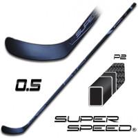Hokejová hůl SUPERSPEED 0.5 P2 SENIOR NOVINKA !